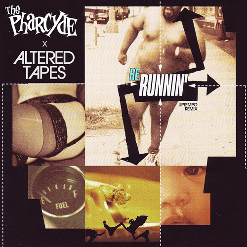 The Pharcyde - ReRunnin (Altered Tapes Uptempo Remix) FOLLOW TO DOWNLOAD