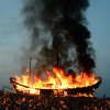 Soundscape n.26 - Prayers And Flames : The Burning Of The King Boat In Donggang, Taiwan