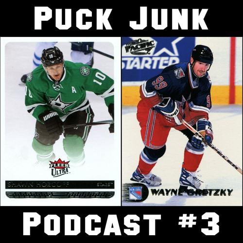 Puck Junk Podcast #3 - 5/27/2015