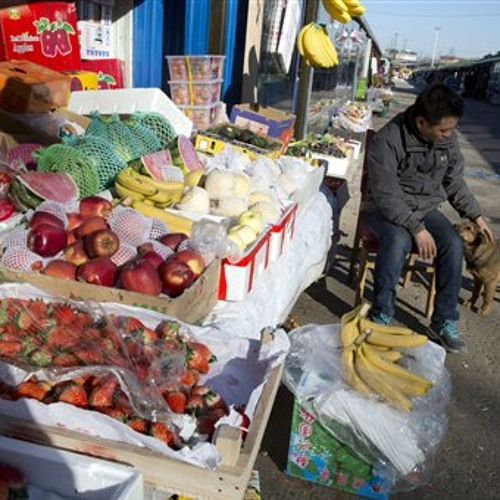 The rising cost of fresh produce