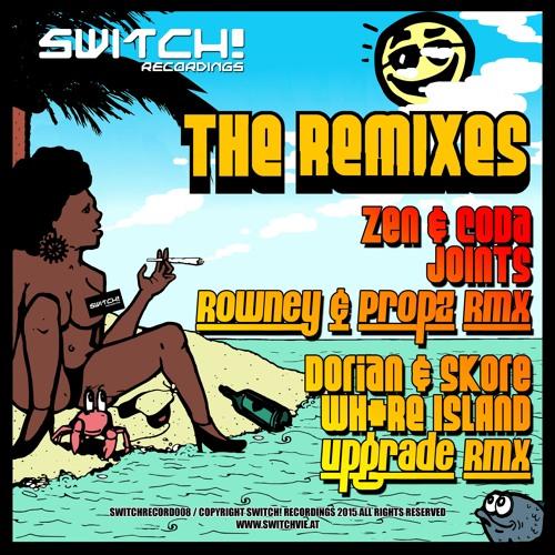 THE REMIXES - SWITCH! RECS 008