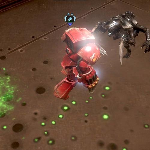 Space Hulk - Mission theme