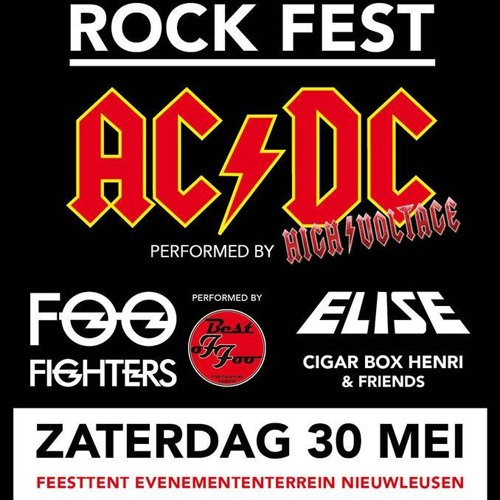 Elise Rockfest Promo