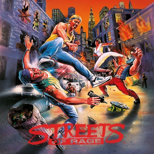 Streets of Rage - Fighting in the Street (Remastered)