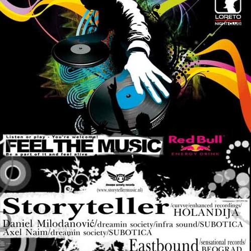 Storyteller @ Club Loreto, Serbia [2009]