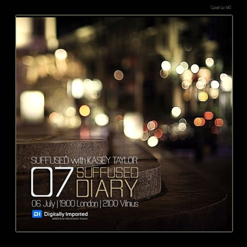 Suffused Diary 007 - Suffused
