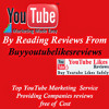 Where To Read Buying YouTube Likes Reviews?