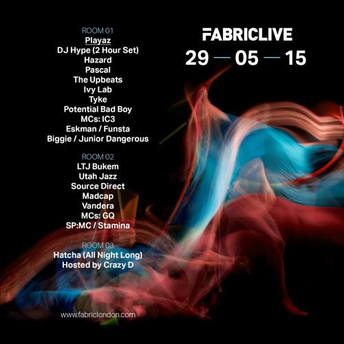History Of Utah Jazz - Fabric Live Promo Mix