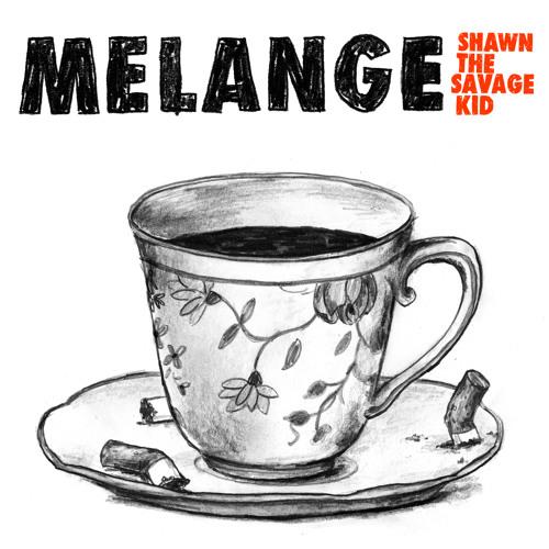 Cover zu Melange von STSK