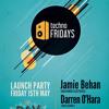 Jamie Behan live at Techno Fridays Launch Party@ The Pav Cork, Ireland 15/05/2015