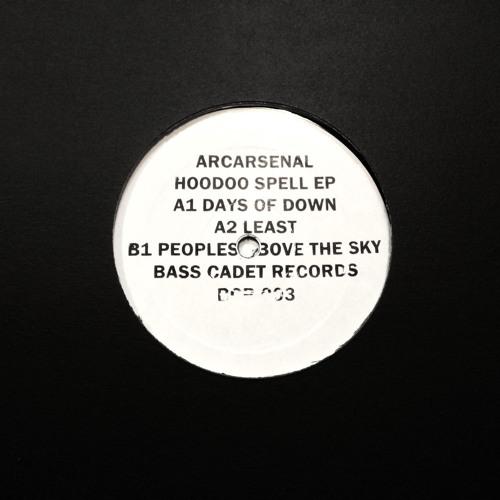 Arcarsenal 'Hoodoo Spell EP' [Bass Cadet Records]