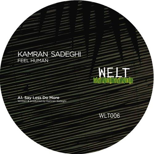 Kamran Sadeghi - Feel Human ep