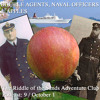 The Riddle of the Sands Adventure Club Podcast 9: Double Agents, Naval Officers & Apples