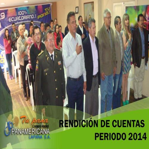 RENDICION RADIO PANAMERICANA