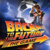 Back to the Future: The Game — Marty Exits Delorean