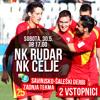 NK Rudar - NK Celje