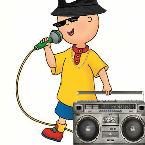 Caillou Theme Song Trap Remix By Gold Rltio On Soundcloud Hear