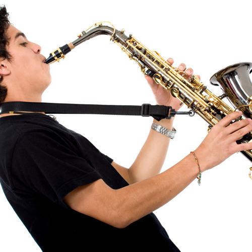 Tim - The Entertainer by Scott Joplin - Saxophone