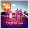 Kong Fooey featuring Topaz & David Haslett - Right As Rain