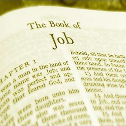 Book of Job with Pastor Joe Marquez of Grace Calvary Chapel