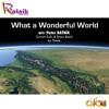 Download What A Wonderful World arr: Peter Ratnik (Ratnik Music Press, Difem Music Publishers) Mp3