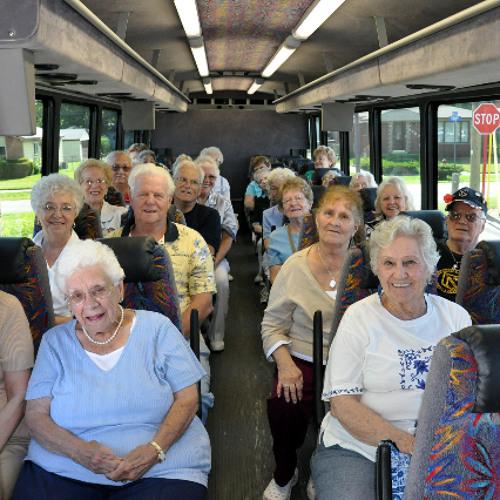 Brave Bus To Branson