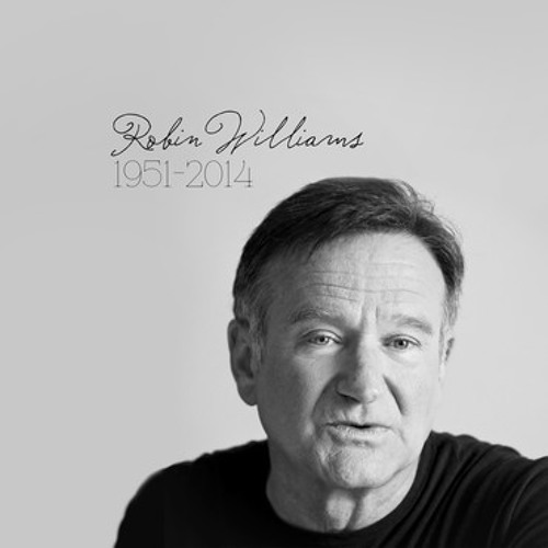 Shadow Of The Shadow - RIP Robin Williams