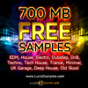 700 MB Free Samples & Loops, Music Production Tools - Free Download