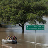 As GOP Candidates Question Climate Change, Texas & Oklahoma Hit by Devastating Floods Killing 23