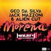 Geo Da Silva, Jack Mazzoni & Alien Cut - Morena (Maury J Remix)
