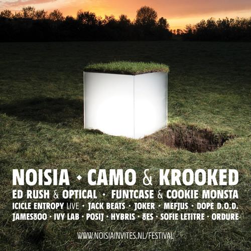 Noisia Invites Festival 2015