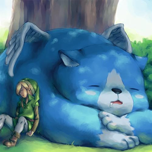 The Legend of Zelda - Great Fairy's Fountain (Kermode Remix) ʕ•ᴥ•ʔ