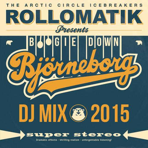 Boogie Down Björneborg - DJ Mix 2015