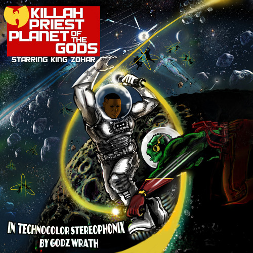 Killah Priest- Planet Of The Gods (Full Album)