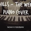 The Hills - The Weeknd (PIANO COVER)