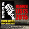Jordan Gray - DEMO#105 Www.voicelab.co.za