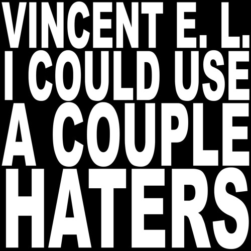 I Could Use A Couple Haters