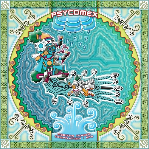 Various Artists - Psycomex - EP8