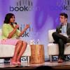 BJ Novak interviews Mindy Kaling at BookCon (May 30/15)