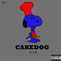 Cakedog Let That Shit Bang Artwork