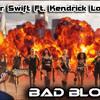 Taylor Swift ft. Kendrick Lamar - Bad Blood Electric Guitar Cover (Instrumental) [HD]