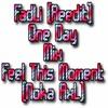 FadLi [Reedit] - One Day Mix Feel This Moment (Dj Noka AxL)