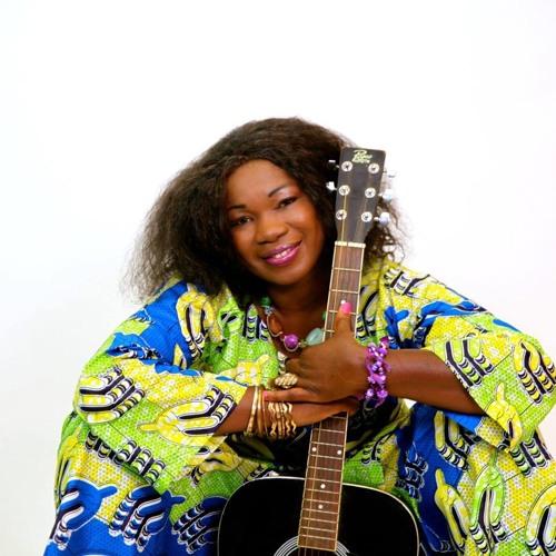 Eunice Mawussi Plays And Speaks On Sewa News