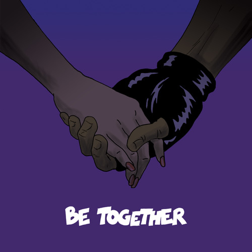 Major Lazer featuring Wild Belle - Be Together (studio acapella)