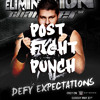 Post Fight Punch WWE Elimination Chamber PPV 2015