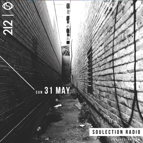 Soulection Radio Show #212 w/ PYRMDPLAZA