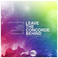 DJ M.E.G. & N.E.R.A.K. vs. Swedish House Mafia & Laidback Luke feat. Deborah Cox - Leave The Concorde Behind