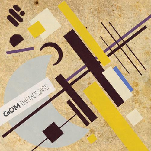 Giom - The Message EP - SUPREMUS001