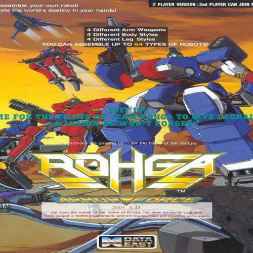 Wolf Fang (Rohga Armor Force) - Midnight Chaser 'Breakthrough' (CPS2 Arrange)
