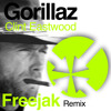 GORILLAZ - CLINT EASTWOOD (FREEJAK REMIX)